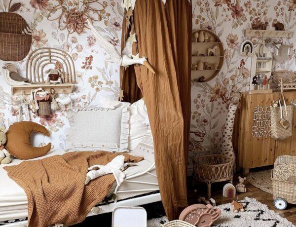 Kinderzimmer bohostyle