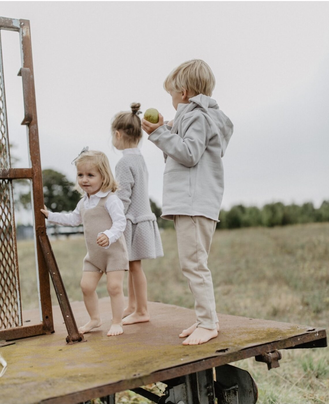 skandinavische Kindermode